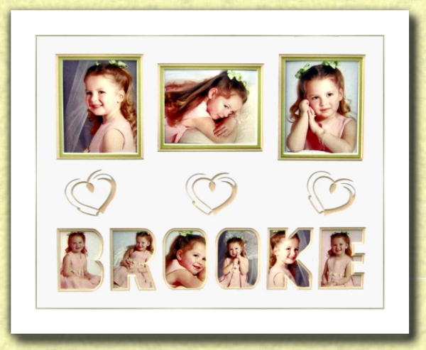 Personalized Photo Mat - Perfect for any child!