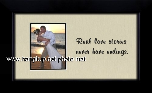 Real love stories never have endings!
